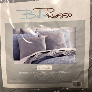 Bella Russo Decorative Pillows